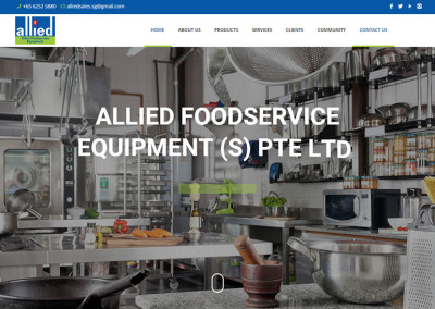 Allied Foodservice Equipment