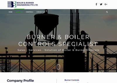 Boiler and Burner Engineering