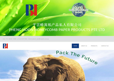 Pheng Hoon Honeycomb Paper Product