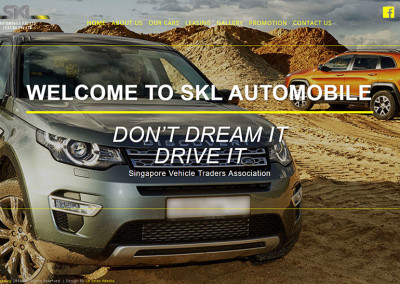 SKL Automobile Pte Ltd