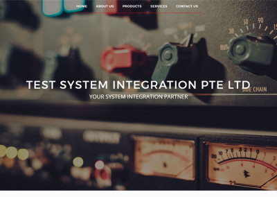 Test System Integration